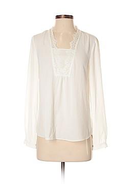CeCe Long Sleeve Blouse Size XS