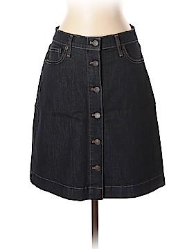 Gap Denim Skirt 27 Waist (Tall)