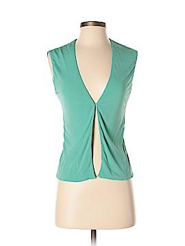 Yigal Azrouël New York Short Sleeve Top Size Sm (1)