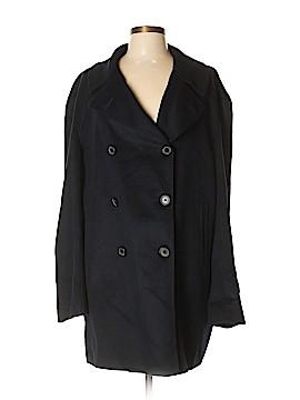 Ralph Lauren Wool Coat Size L