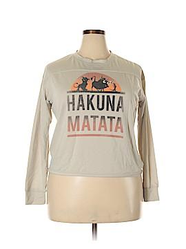 Disney Long Sleeve T-Shirt Size XL