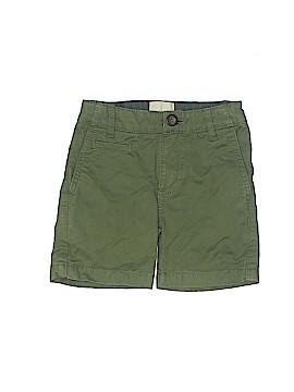 Mini Boden Khaki Shorts Size 4