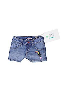 Billie Blush Denim Shorts Size 3