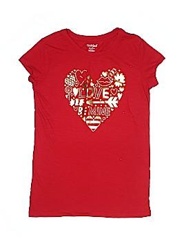 Cat & Jack Short Sleeve T-Shirt Size 16