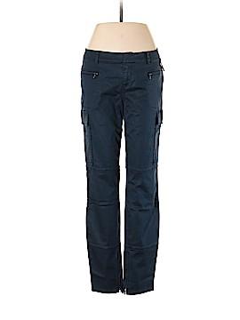 Ecru Cargo Pants Size 4