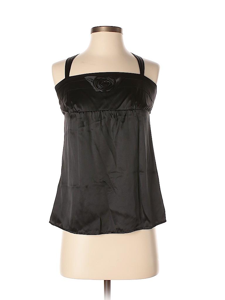 Karen Kane Women Sleeveless Silk Top Size S