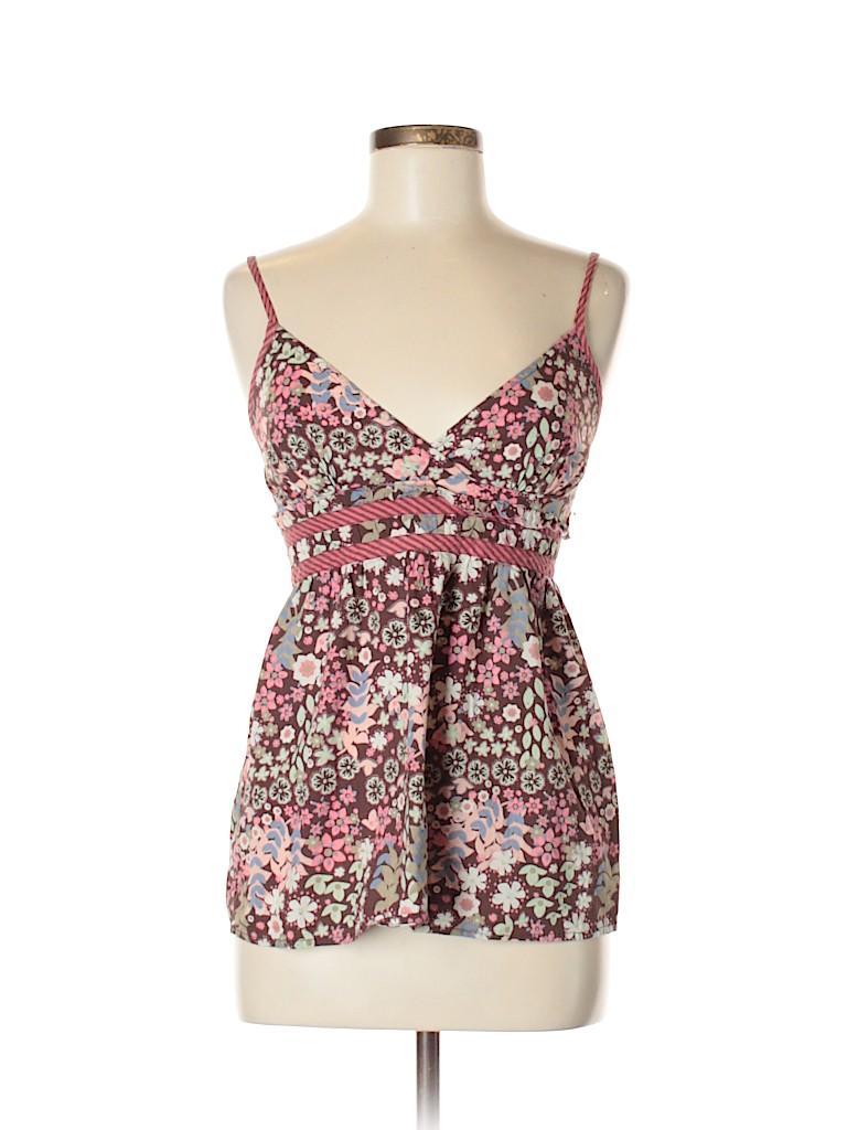 O'Neill Women Sleeveless Blouse Size S