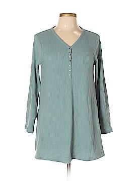 Simply Noelle Long Sleeve Henley Size 12 - 14