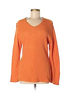Alpaca 111 Pullover Sweater Size M