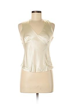 Banana Republic Sleeveless Silk Top Size 0