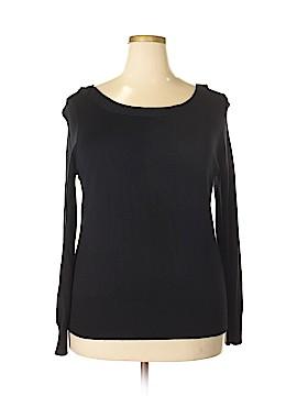 Carole Little Pullover Sweater Size 1X (Plus)