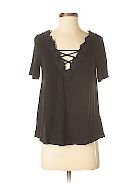 Topshop Short Sleeve Top Size 4