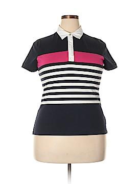 L-RL Lauren Active Ralph Lauren 3/4 Sleeve Polo Size XL