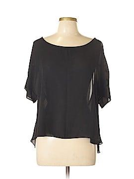 Lovely Day Short Sleeve Blouse Size L