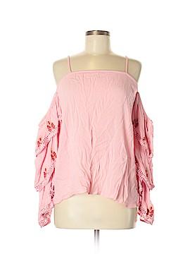 Glamorous Long Sleeve Blouse Size 6
