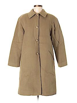Jones New York Wool Coat Size 8 (Petite)