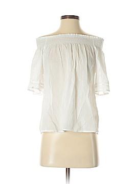 CALVIN KLEIN JEANS Short Sleeve Blouse Size M
