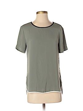Calvin Klein Short Sleeve Blouse Size XS