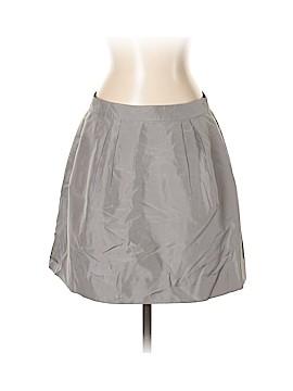 J. Crew Factory Store Silk Skirt Size 4