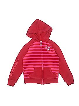 American Girl Zip Up Hoodie Size 7 - 8