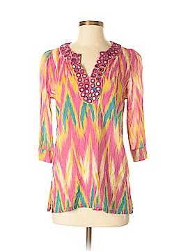 Liza Byrd 3/4 Sleeve Blouse Size S