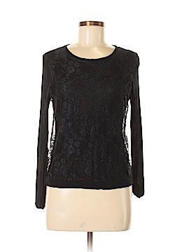 Kensie Long Sleeve Top Size M
