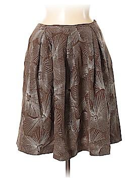 Talbots Silk Skirt Size 8