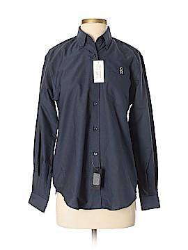 Van Heusen Long Sleeve Button-Down Shirt Size 4-6