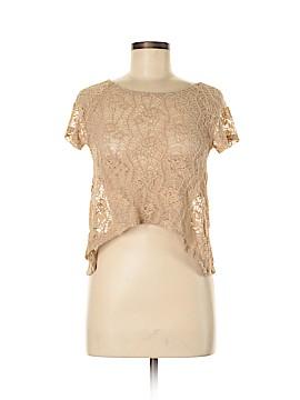 Sans Souci Short Sleeve Blouse Size S