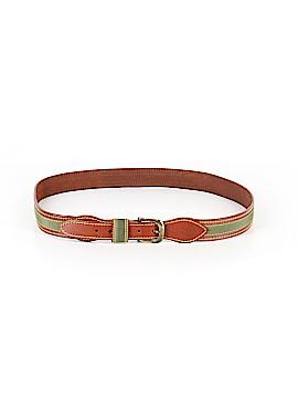 Bally Leather Belt Size S
