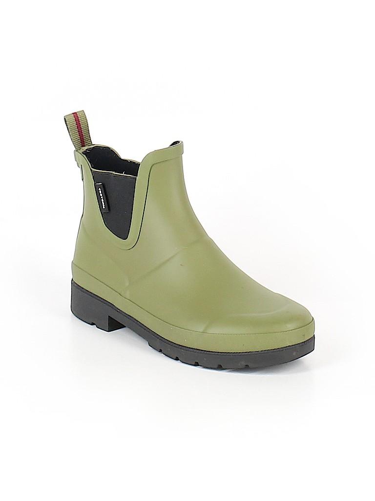 e88657ec1b4 Tretorn Solid Dark Green Rain Boots Size 6 - 67% off   thredUP