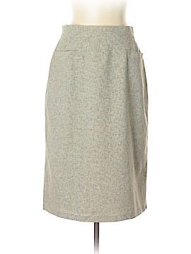 Escada by Margaretha Ley Wool Skirt Size 44 (EU)