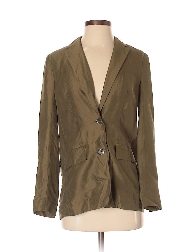 J. Crew Women Silk Blazer Size 00