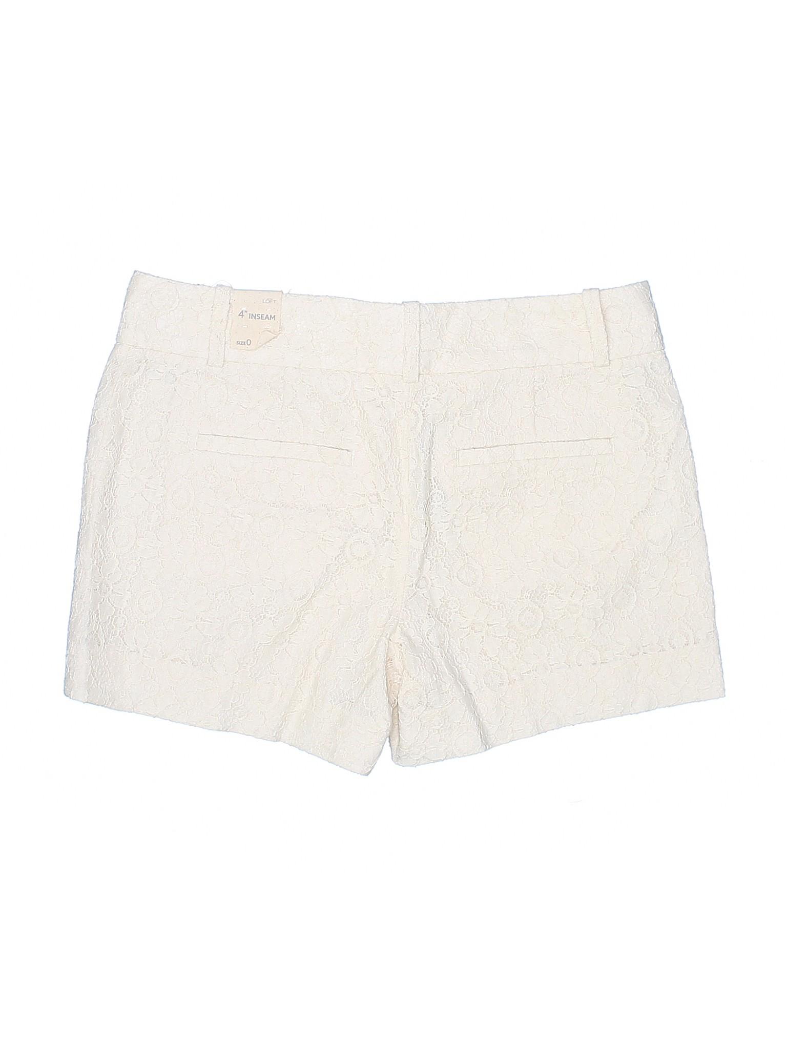 winter Shorts LOFT Taylor Ann Leisure dxq6R4nzd