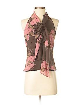 Express Sleeveless Silk Top Size 3/4