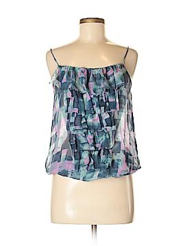 Ya-Da Sleeveless Silk Top Size M
