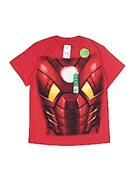 Marvel Short Sleeve T-Shirt Size L (Youth)