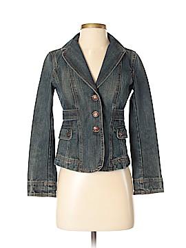 Ann Taylor LOFT Denim Jacket Size 00 (Petite)