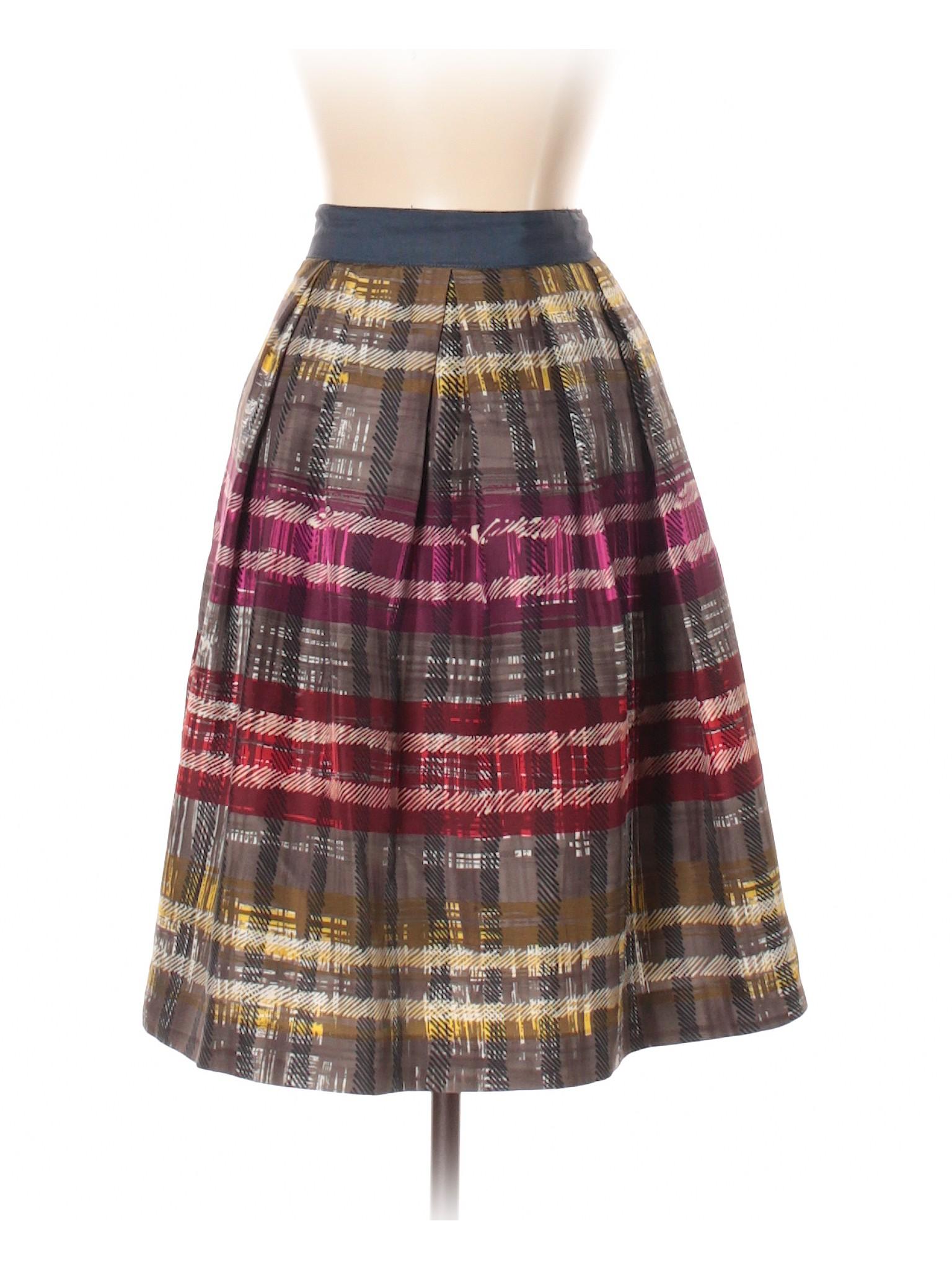Turk Boutique Boutique Skirt Trina Trina Silk w7PtFq