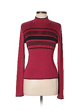 Anne Klein II Silk Pullover Sweater Size L