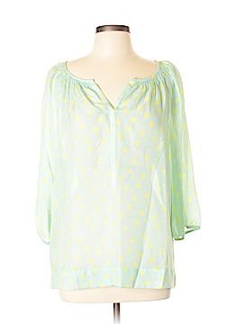 Ann Taylor LOFT 3/4 Sleeve Blouse Size L