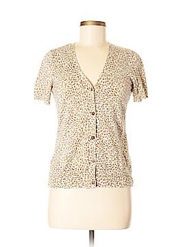 Chaus Silk Cardigan Size M