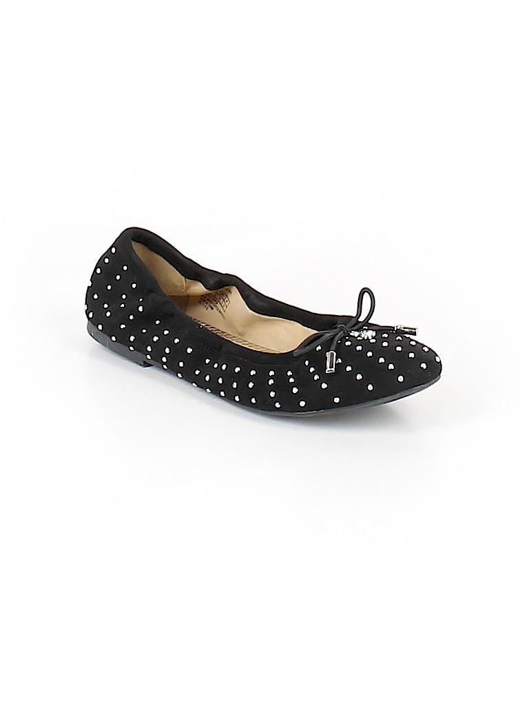 96ffaa7b994ee4 Sam Edelman Solid Black Flats Size 4 - 72% off