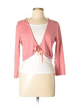 DressBarn Silk Cardigan Size 12