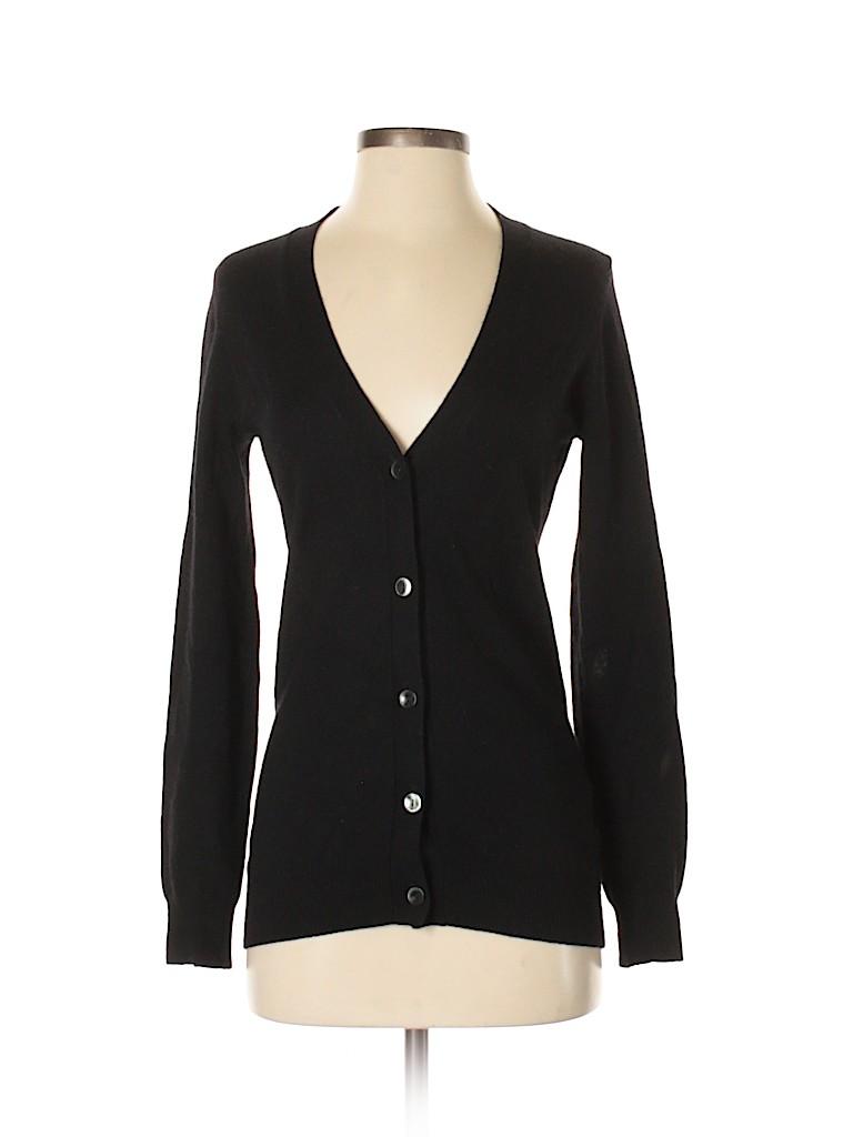 ed2cfd96c5ef Uniqlo 100% Cashmere Solid Black Cashmere Cardigan Size S - 63% off ...