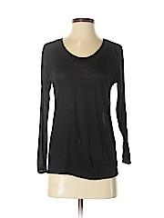 Theory Women Long Sleeve T-Shirt Size P