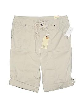 One Love Khaki Shorts Size 10