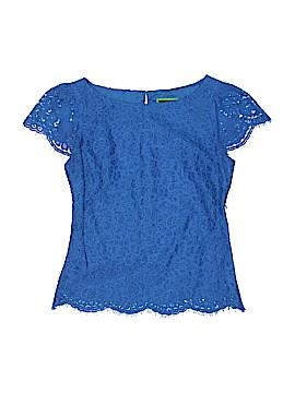 C. Wonder Short Sleeve Blouse Size 0