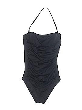 J. Crew One Piece Swimsuit Size 4LONG