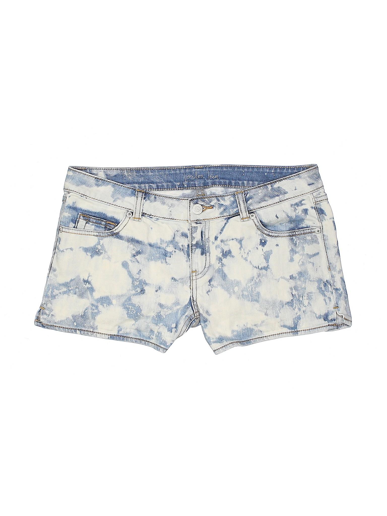 Boutique winter Denim Jean London Shorts rrdqSR